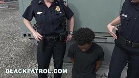 BLACK PATROL - Thug Runs...