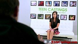 Brutal casting audition for...