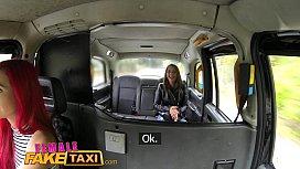 Female Fake Taxi Euro...