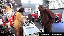 Cubana BBW Angelina Castro...