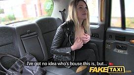 Fake Taxi Local nymphomaniac...