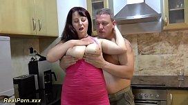 hot chubby german houswife porn