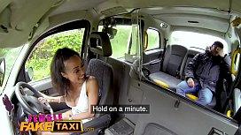 Female Fake Taxi Petite...