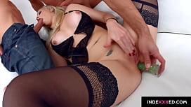 Nina Trevino gets her...