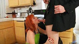 Redhead Hardcore Sasha Brand...