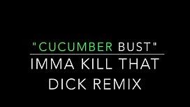 they suckin down cucumbers