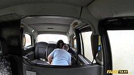 Fake Taxi cute escort...