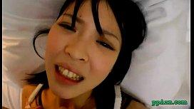 Asian Girl In Lingerie...