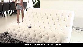 SheWillCheat - Tia Cyrus Ride...