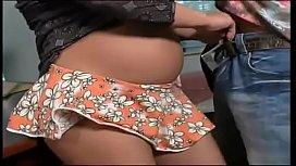 Pregnant Blonde Milf