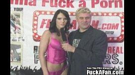 Czech Porn Superstar Jennifer...