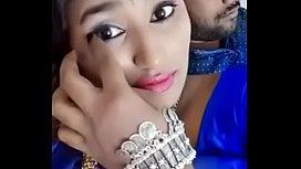 Swathi naidu with her boyfriend
