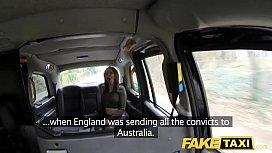 Fake Taxi Hot Australian...