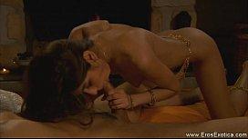 Beautiful Erotic Fellatio From...