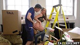 Danny D pounding Alessandra...