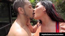 Amazing BBW Angelina Castro...