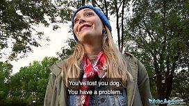 Public Agent Lost dog...