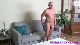 FemaleAgent HD Big cock...