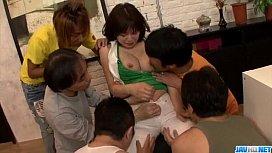 Karen Natsuhara, hot milf...