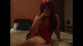 Vajuliecd smoking and posing...