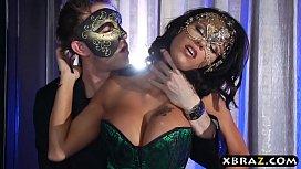 Big boobs pornstar babe...