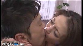 Japanese busty wife hardcore bondage sex