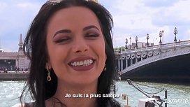 LA COCHONNE - Romanian babe...