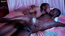 Erotic african twinks on...