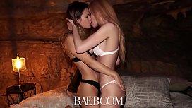 BAEB First lesbian porn...