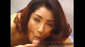 Japanese bukkake uncensored...