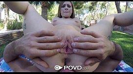 POVD Sexy backyard picnic...