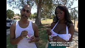 Huge Tits Ebony Codi...