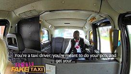 Female Fake Taxi Hot...