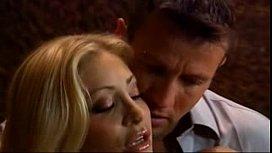 Blonde MILF Threesome...