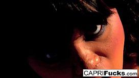 Annie Cruz fucks Capri...