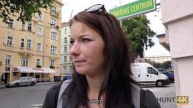 HUNT4K. Praga es la...