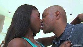 Faith Love has a big black ass