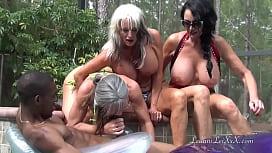 PenisColada - Three Milfs and...