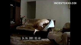 Grabacion de incesto real...