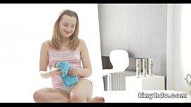 Sexy teen enjoys good cock Lavanda_1 41