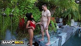 BANGBROS - Gorgeous Ebony Pornstar...