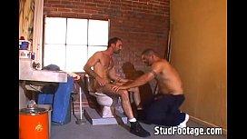 2 hot guys having...