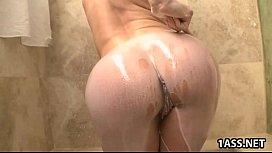 Milk covered ass...