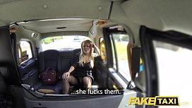 Fake Taxi Horny MILF...