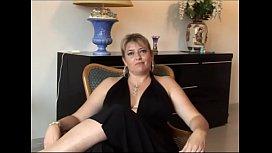 alicia br&eacute_vin MILF fran&ccedil_aise aux gros seins en casting