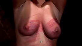Destruction of her splendid...