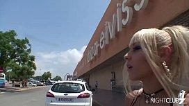 Spanish babe Melody Star...