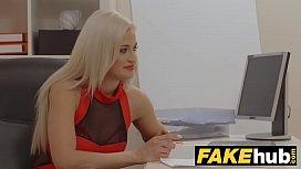 Female Agent Cum hungry...
