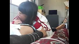 Japanise Homemade - Amateur couple...