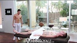 ManRoyale - Liam Troy Gets...